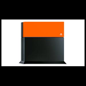 Carcasa HDD Cover Naranja Neon