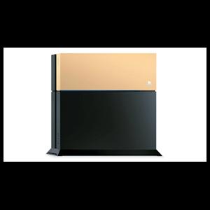 Carcasa HDD Cover Oro