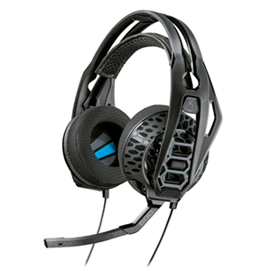 Plantronics Rig 500E 7.1 Negro PC-PS4-XONE-SWITCH-MOVIL - Auriculares Gaming