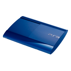 Playstation 3 Slim 500Gb Azul