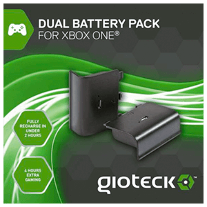 Dual Battery Pack Gioteck