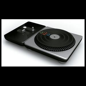 Mesa de Mezclas DJ Hero