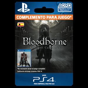 Bloodborne Antiguos Cazadores PS4