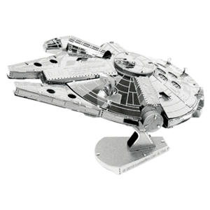 Star Wars Metal Kit: Halcón Milenario