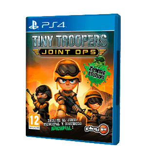 Tiny Troopers Joints Ops Zombie Edition