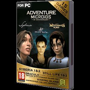 Pack 30 Aniversario Microids