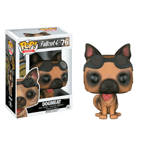 Figura Pop Fallout Dogmeat