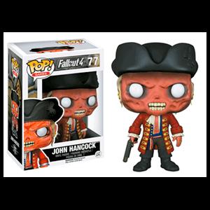 Figura Pop Fallout John Hancock