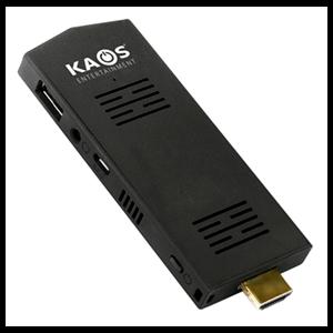 MiniPC Kaos Stick - Intel AtomTMZ3735F - 2Gb - 32Gb - W10