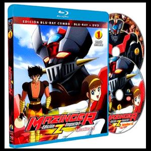 Mazinger, Edición Z Impacto! Vol.1 Bd(2 Discos)