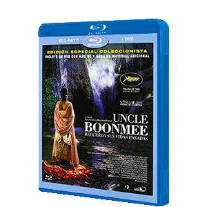 Uncle Boonmee (Combro) Br+Dvd/Br Karma