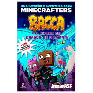 Minecraft: Bacca y el Misterio del Dragón de Diamante