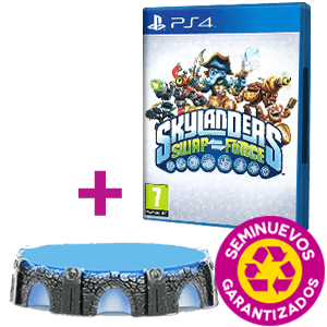 Skylanders Swap Force + Portal