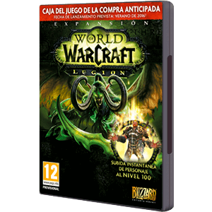 World of Warcraft Legion Caja precompra