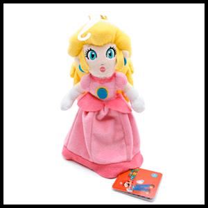 Peluche Princesa Peach 23cm