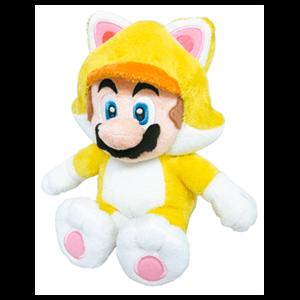 Peluche Mario Cat 25cm