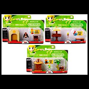 Micro Playset Zelda Serie 3