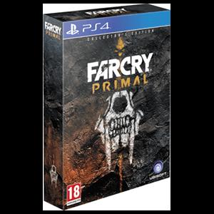 Far Cry Primal Edición Coleccionista
