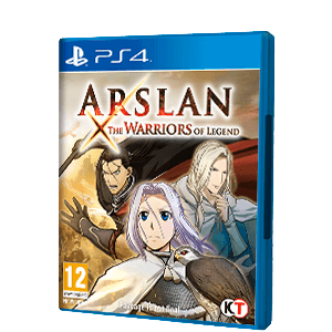 Arslan: The Warriors of Legend