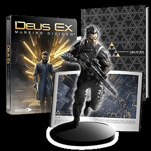 Deus Ex: Mankind Divided Collectors Edition