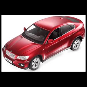Coche teledirigido BMW S670 Rojo