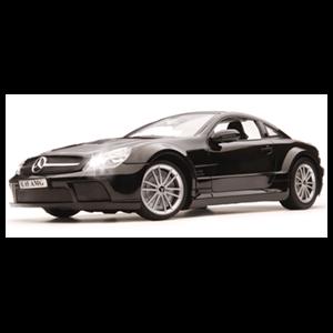 Coche teledirigido Mercedes Benz S650 Negro