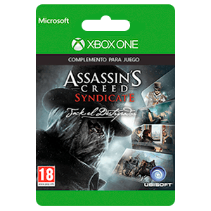 Assassin's Creed Syndicate - Jack el Destripador Xbox One
