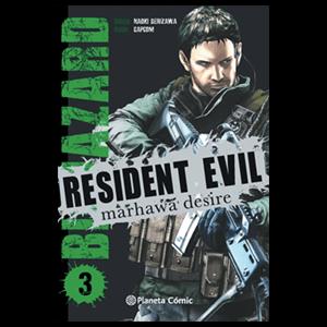 Resident Evil Nº 3