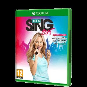 Let's Sing 2016 + Micrófono