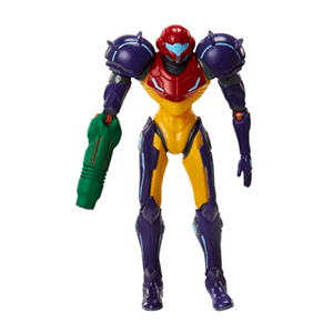 Figura Nintendo 10cm Samus