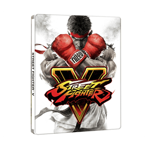 Street Fighter V Edición Limitada