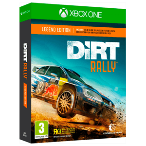 dirt rally legend edition. Black Bedroom Furniture Sets. Home Design Ideas