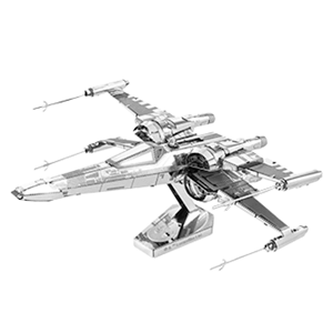 Star Wars Metal Kit: Poe Dameron X-Wing