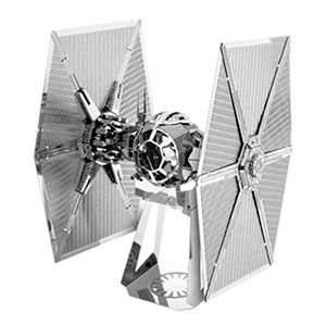 Star Wars Metal Kit: Tie Fighter de las Fuerzas Especiales