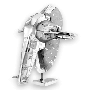 Star Wars Metal Kit: Nave de Boba Fett