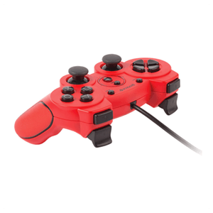 Controller Gioteck VX2 Wired PS3/PC Rojo