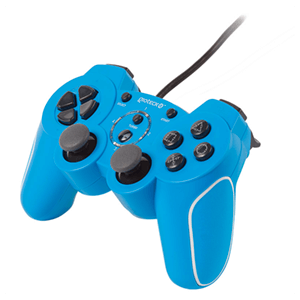 Controller Gioteck VX2 Wired PS3/PC Azul