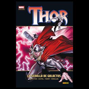 Deluxe. Thor: La Semilla de Galactus