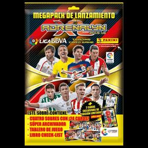Megapack Adrenalyn 2015/2016
