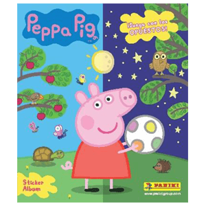 Álbum  Peppa Pig 3