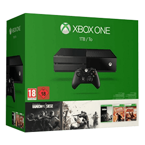 Xbox One 1TB  Rainbow Six Siege