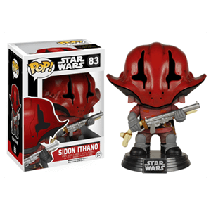 Figura Pop Star Wars VII: Sidon Ithano