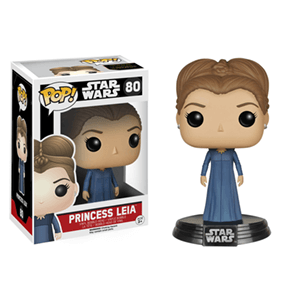 Figura Pop Star Wars VII: Princesa Leia