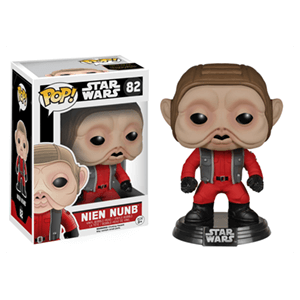Figura Pop Star Wars VII: Nien Nunb