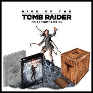 Rise of the Tomb Raider Ed. Coleccionista
