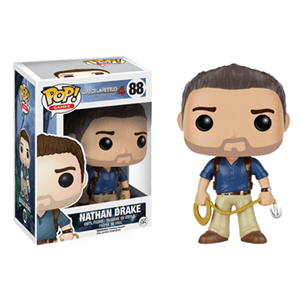 Figura Pop Uncharted 4: Nathan Drake