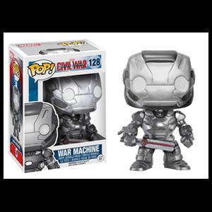 Figura Pop Marvel Civil War: War Machine