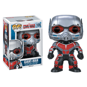 Figura Pop Marvel Civil War: Giant Man