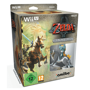 The Legend of Zelda: Twilight Princess HD + amiibo Wolf Link + CD