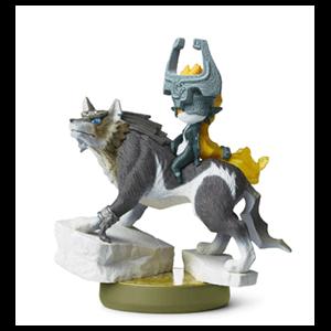 Figura Amiibo: Wolf Link